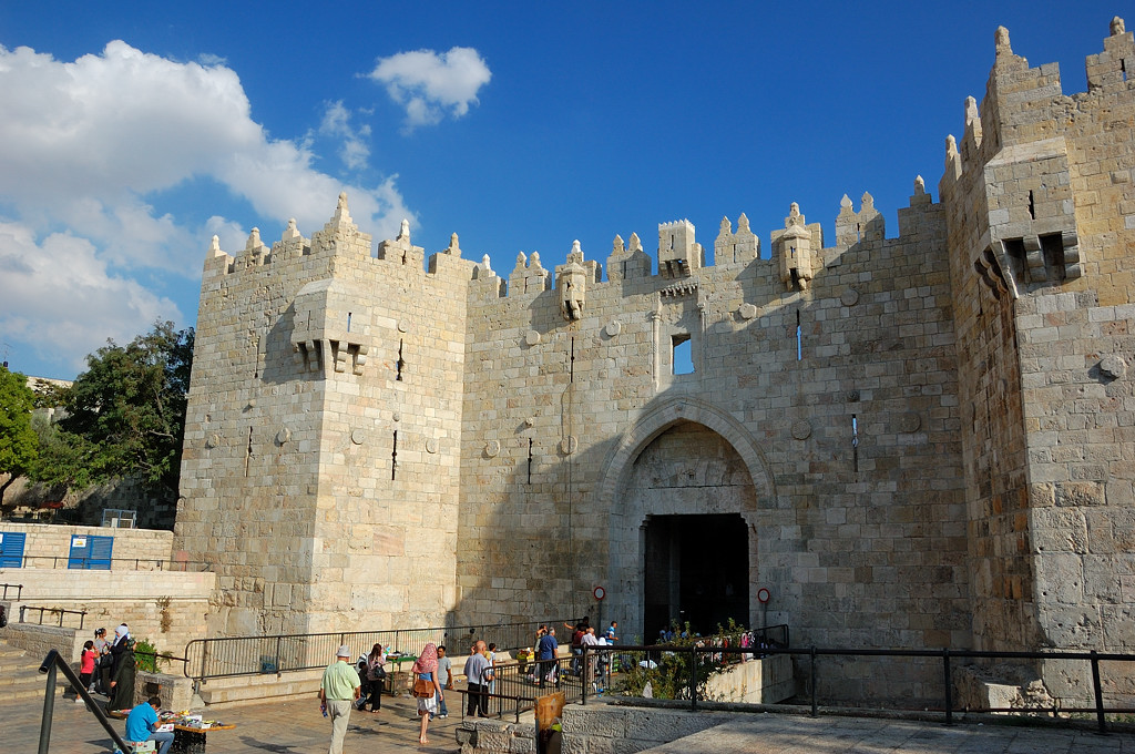 Дамаскские ворота