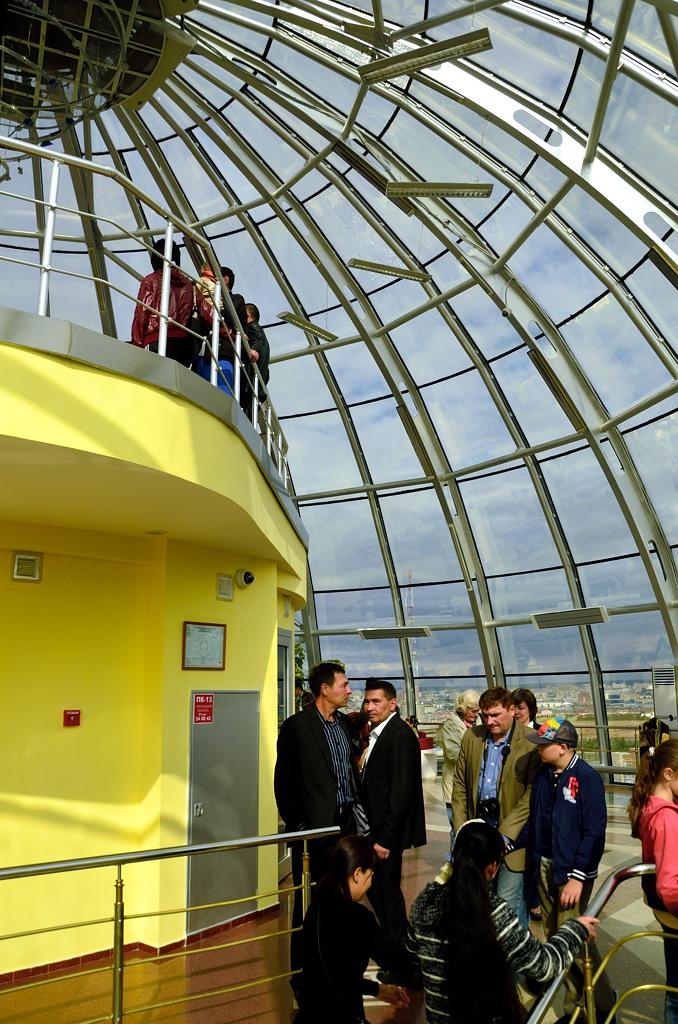 Интерьер купола