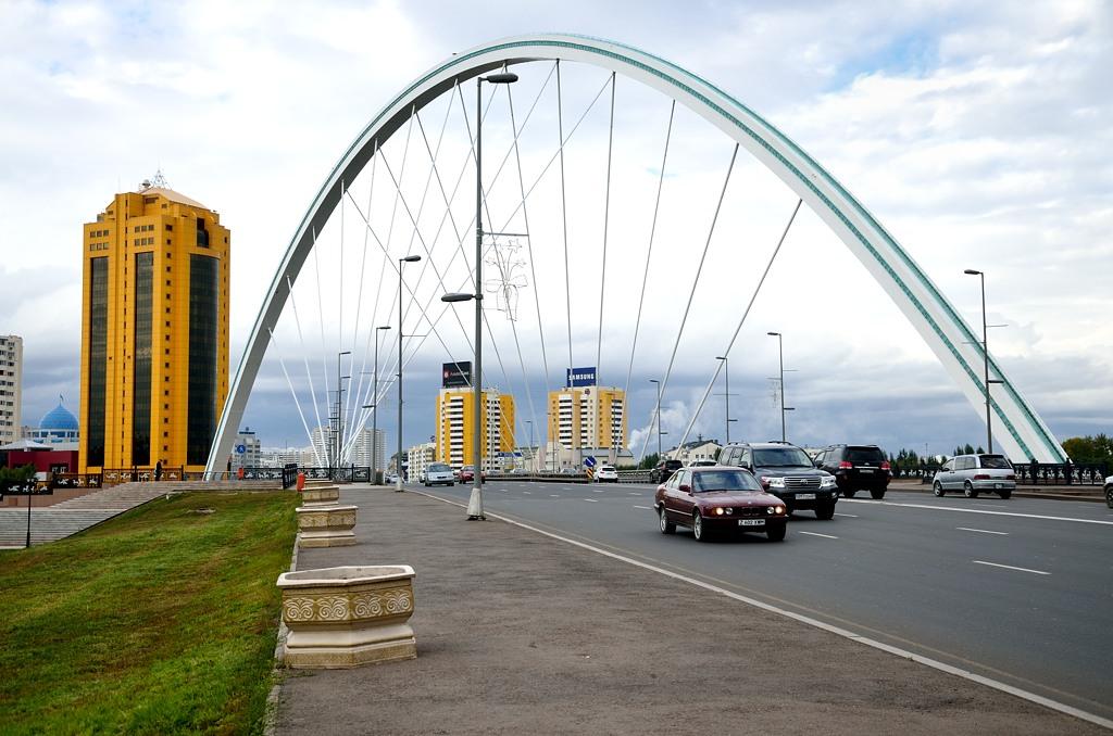 Мост через Ишим