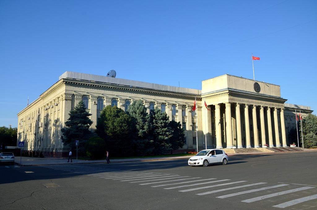 Резиденция Президента и Правительства Киргизии
