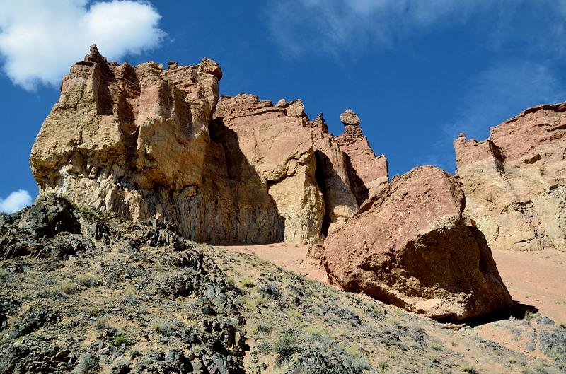 Идем по каньону