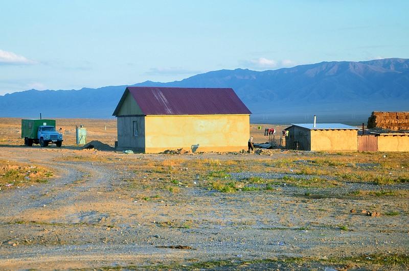 Так живет народ на юге Казахстана