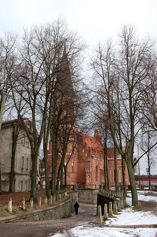 Церковь Витаутаса Великого (Успенская церковь, 15-й век)