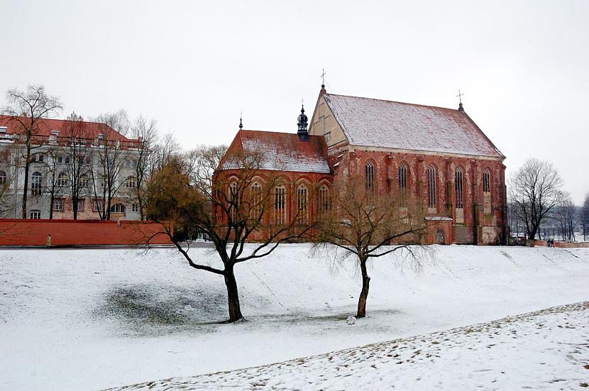 Церковь Св. Георгия и монастырь бернардинцев