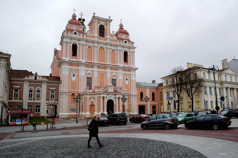 Церковь Св. Казимира