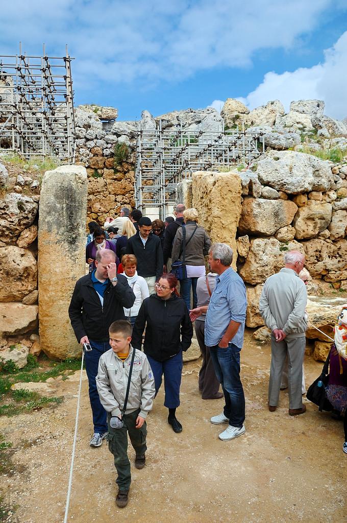Доисторический храм Гжантия