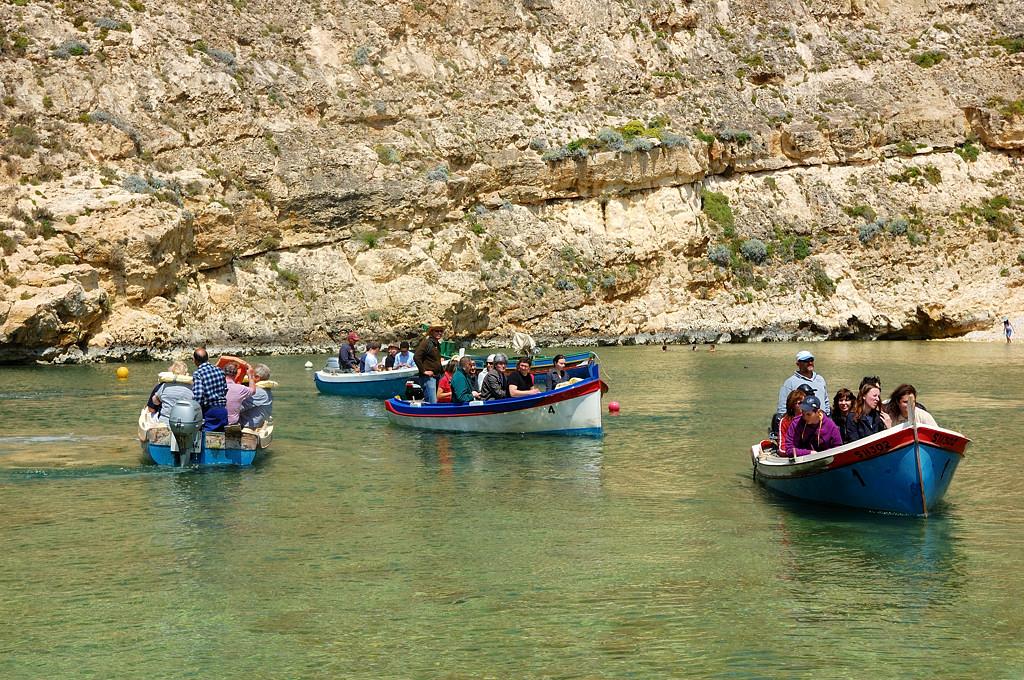 Лодки на Внутреннем море