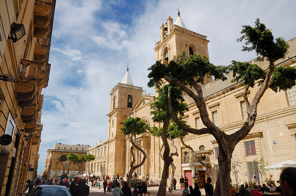 Сокафедральный собор Св. Иоанна