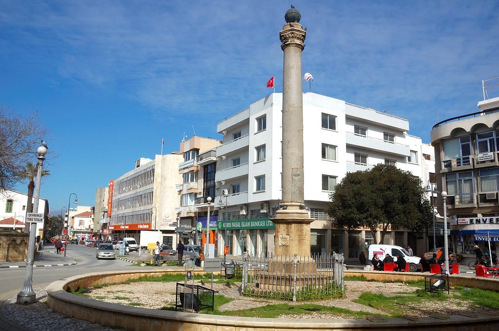 Византийская колонна