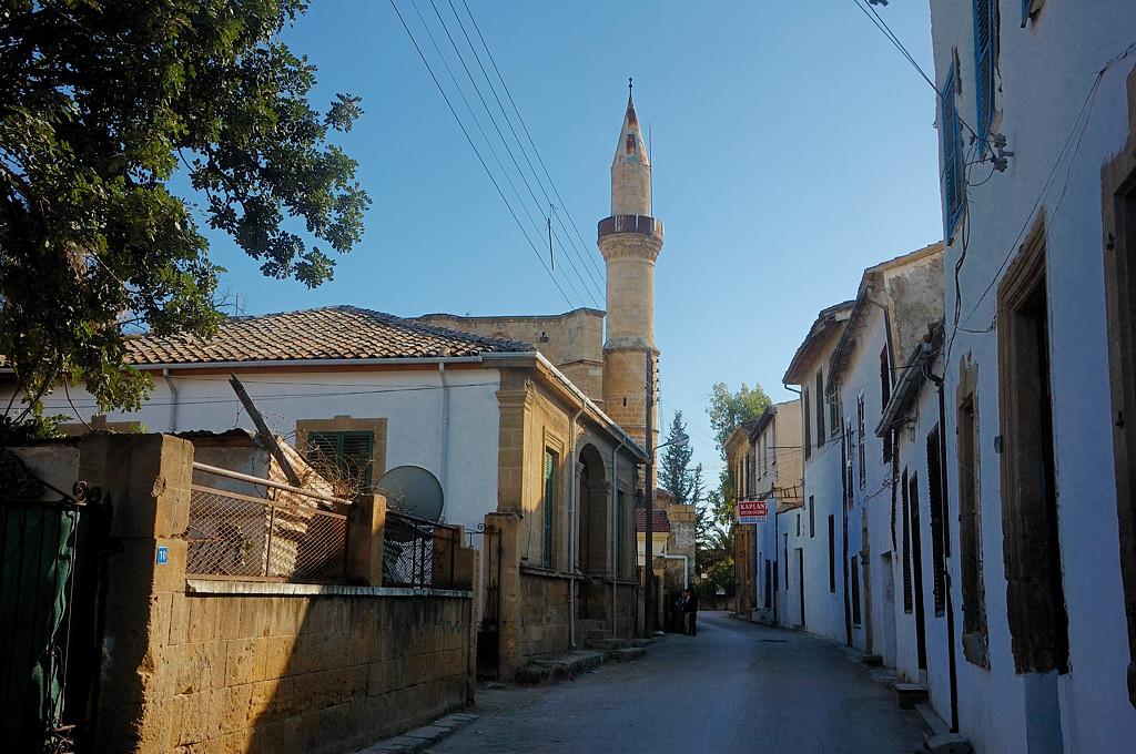 На улицах турецкой Никосии