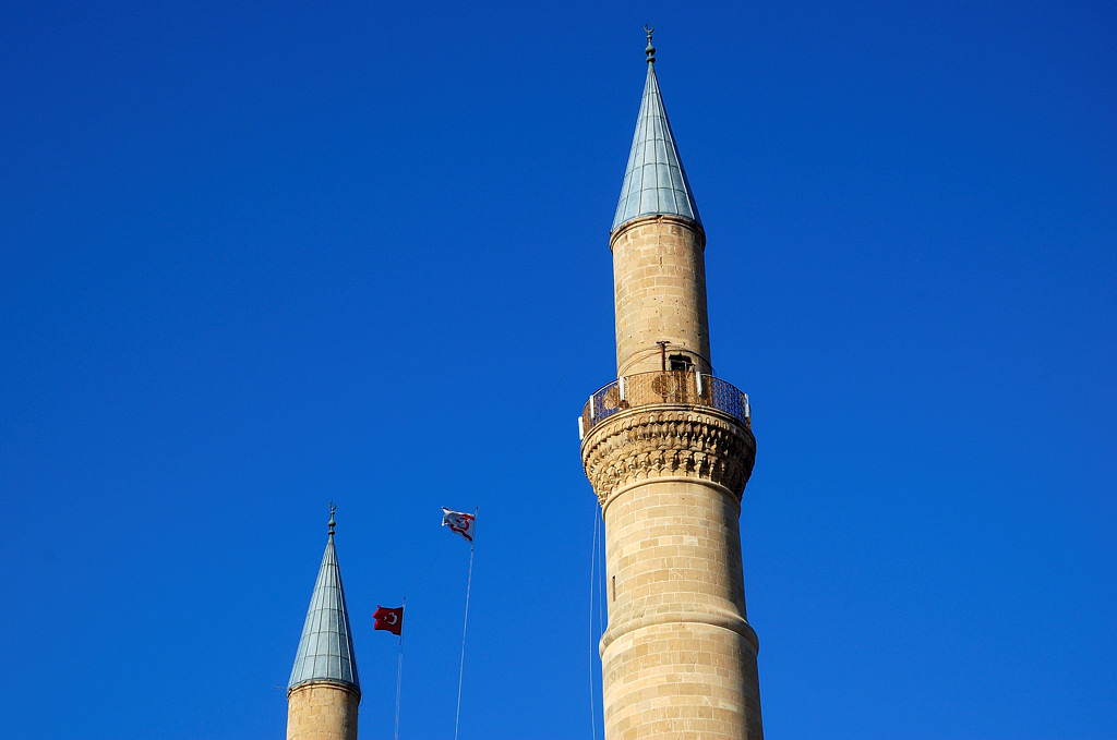 Центральная мечеть Никосии