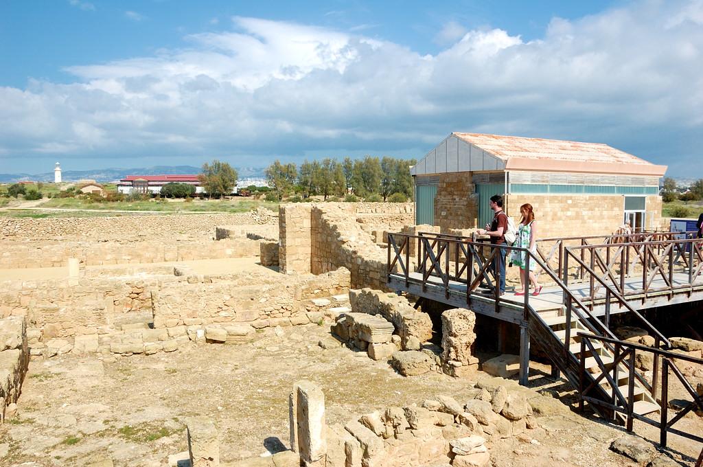 Византийские развалины
