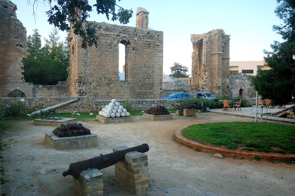 Старый город Фамагусты