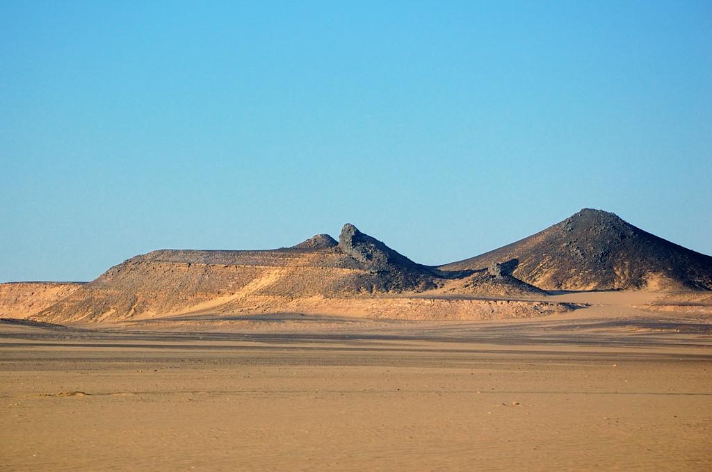 Едем по пустыне в Абу-Симбел