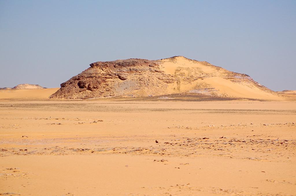 И снова едем по пустыне