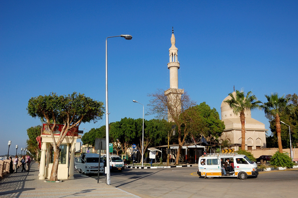 На улицах Луксора