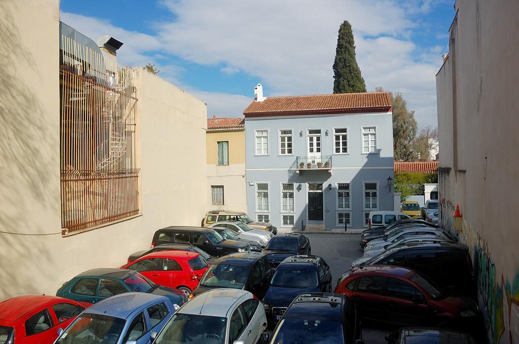 На улицах Афин
