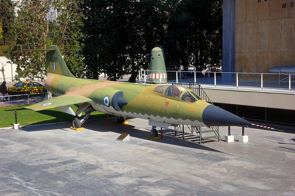 Истребитель Lockheed F-104 Starfighter