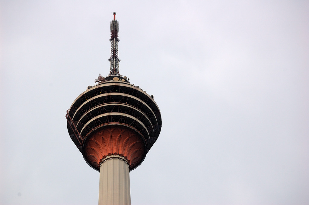 Телебашня KL Tower (Menara)
