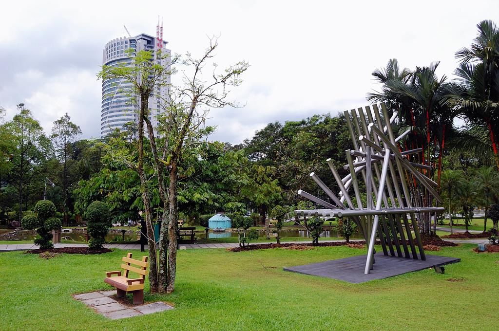 Парк скульптур стран АСЕАН