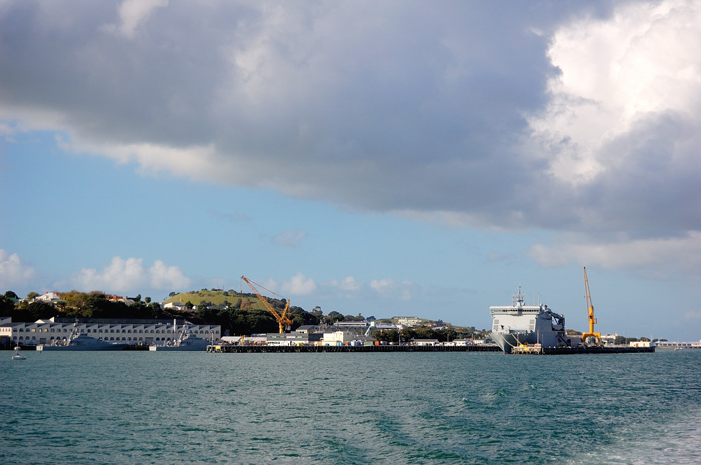 База новозеландского флота