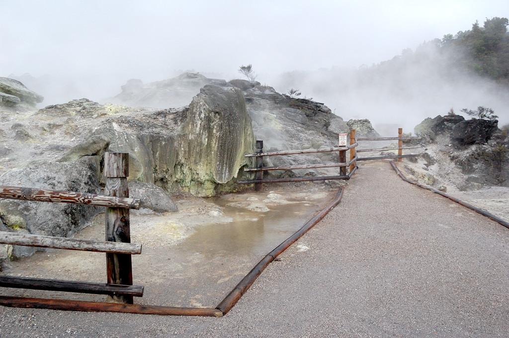 Долина гейзеров Вакареварева