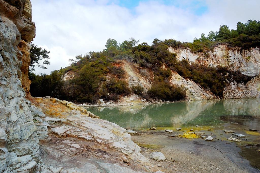 Квасцовые скалы (alum cliffs)