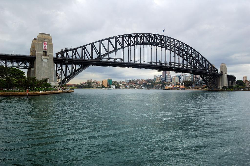 Мост Harbour Bridge