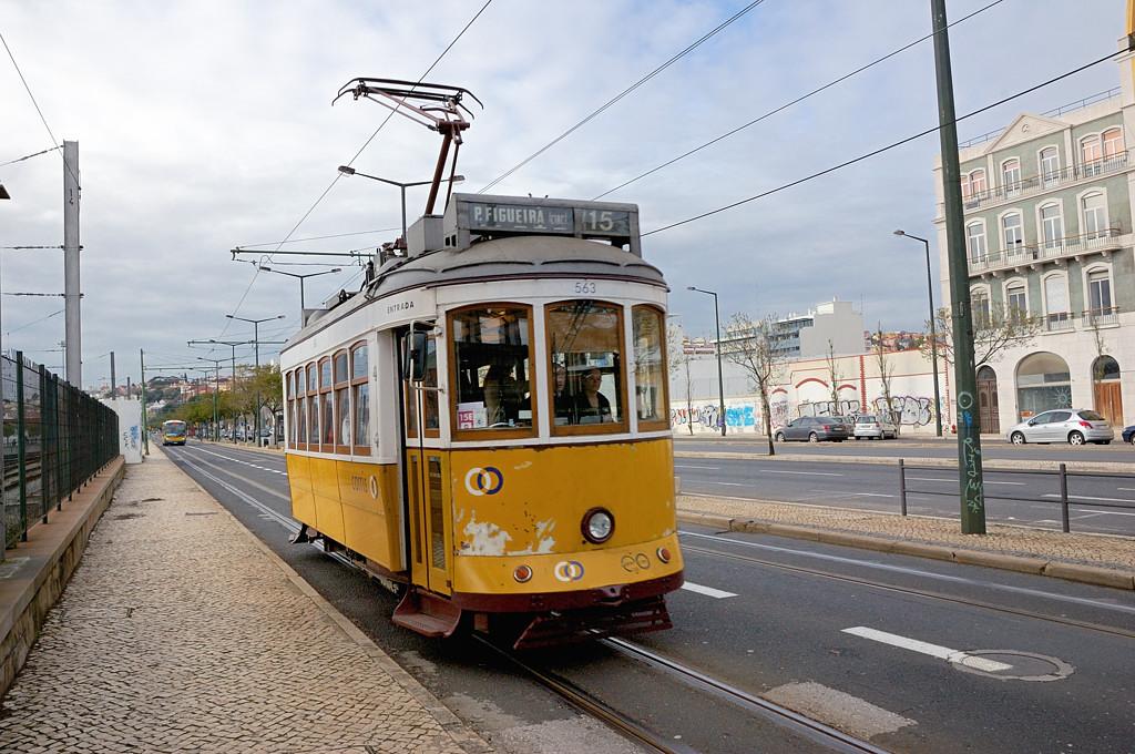 Трамвай -
