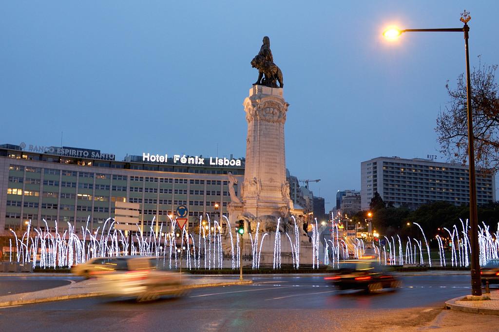 Площадь Маркиза Помбаля