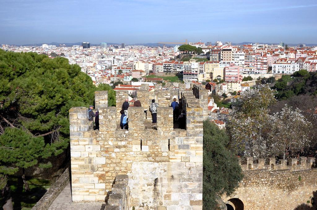 Крепость Сан-Жоржи