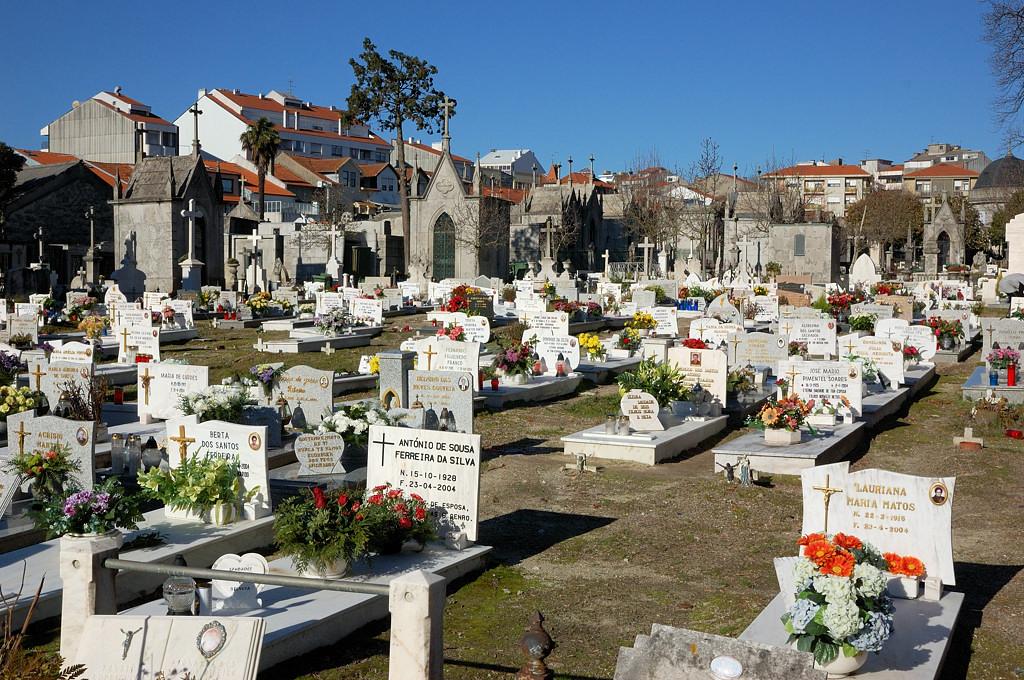 Кладбище Prado do Repouso