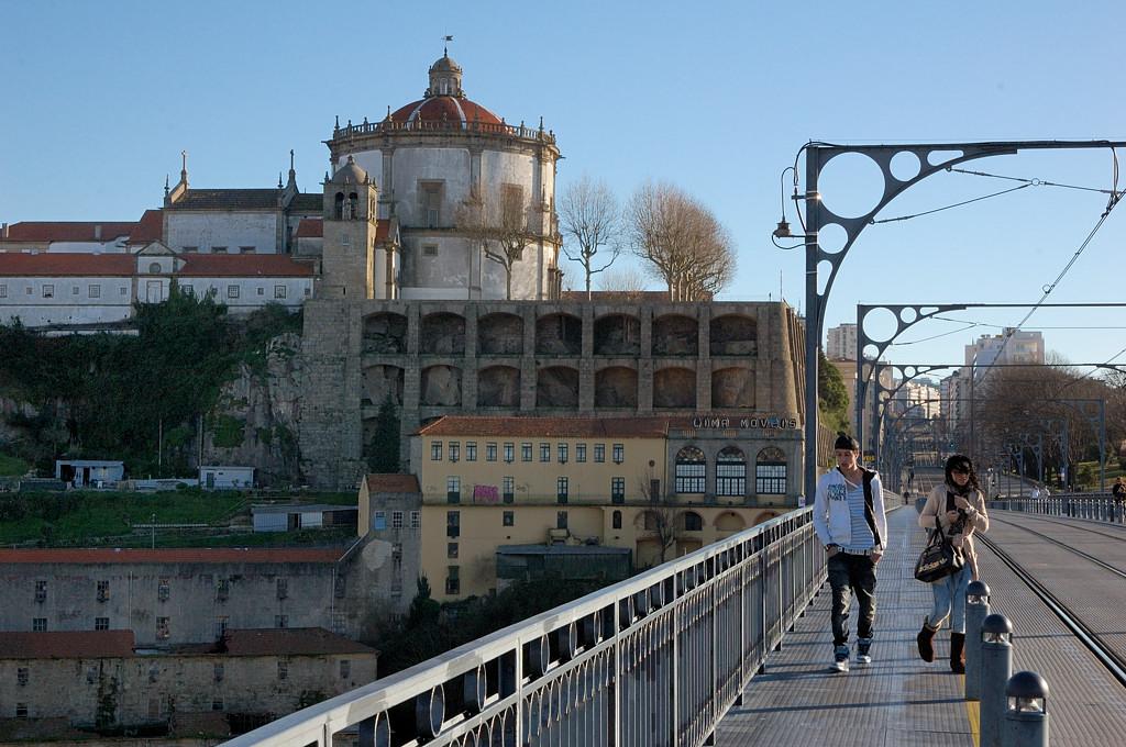Монастырь Serra do Pilar