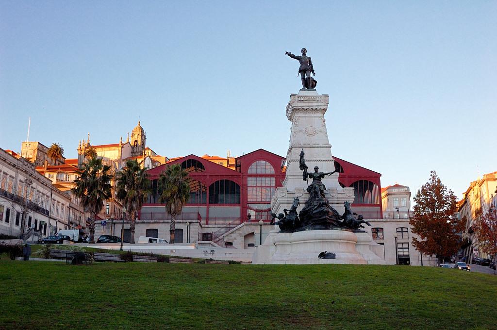 Памятник Принцу Энрике Мореплавателю