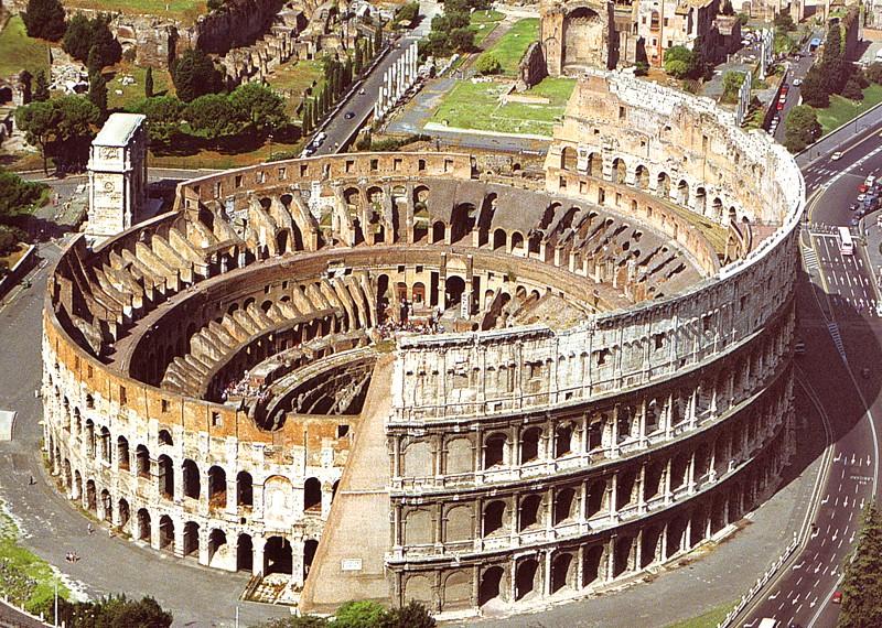 Римская Империя: в Рим на выходные