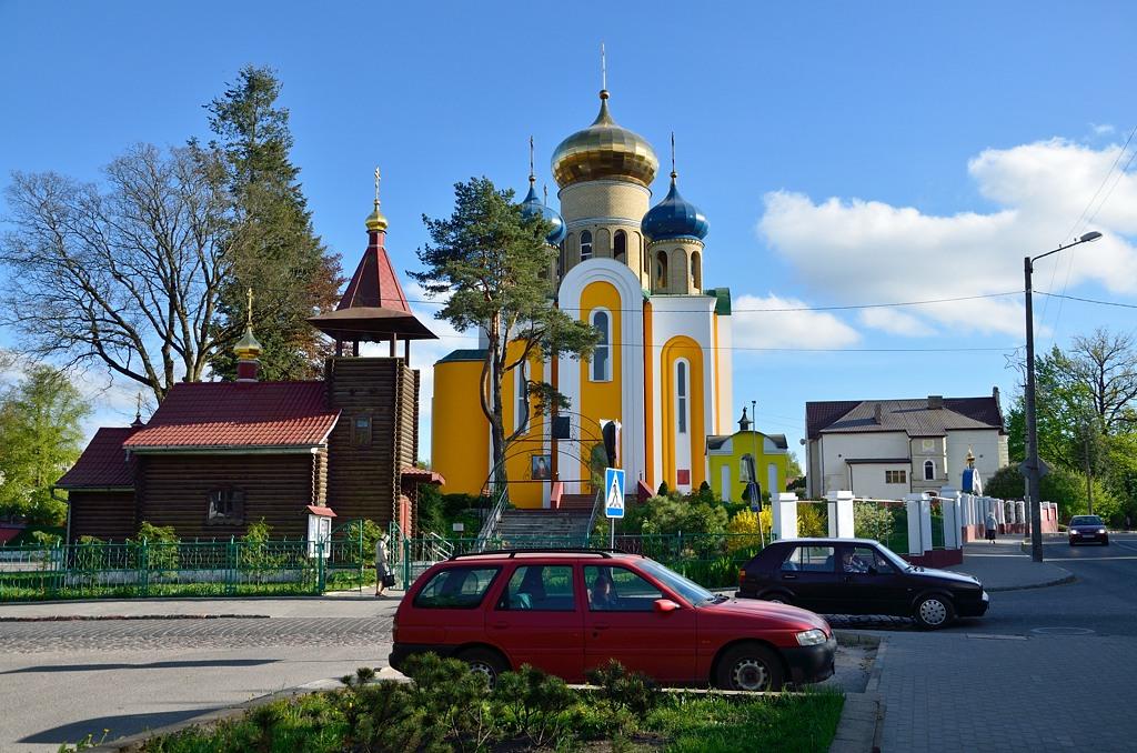 Православная церковь в Советске