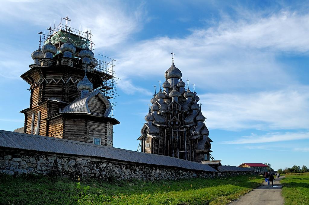 Церкви Покрова и Преображения