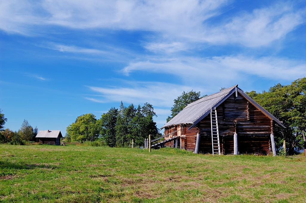 Дом крестьянина Сергеева