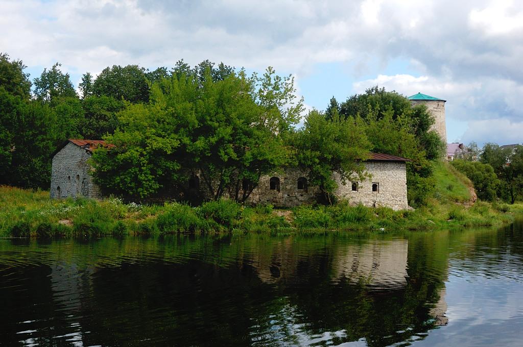 Река Пскова