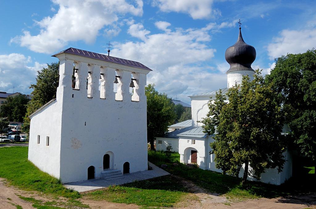 Церковь Успения у Парома