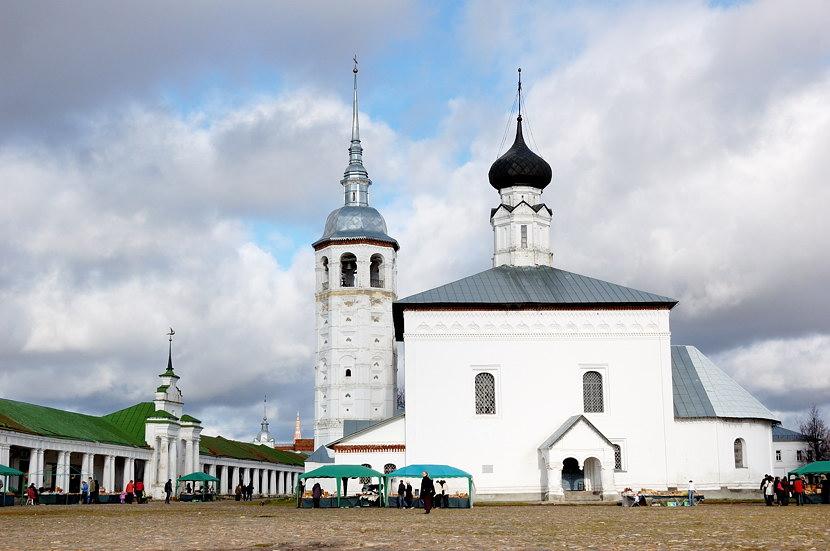 Воскресенская церковь на Рыночной площади