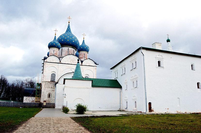 Кремль. Рождественский собор