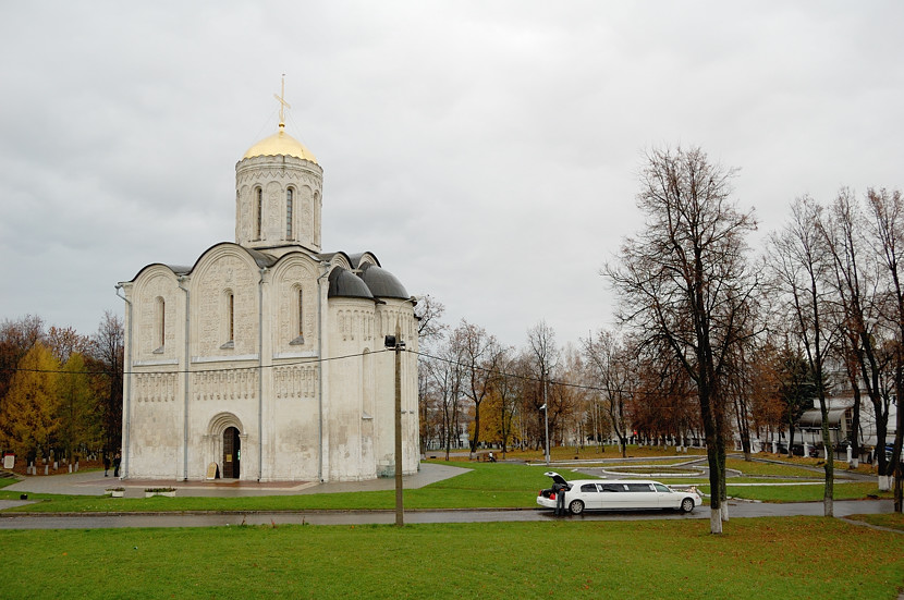 Церковь Св. Димитрия, 12-й век