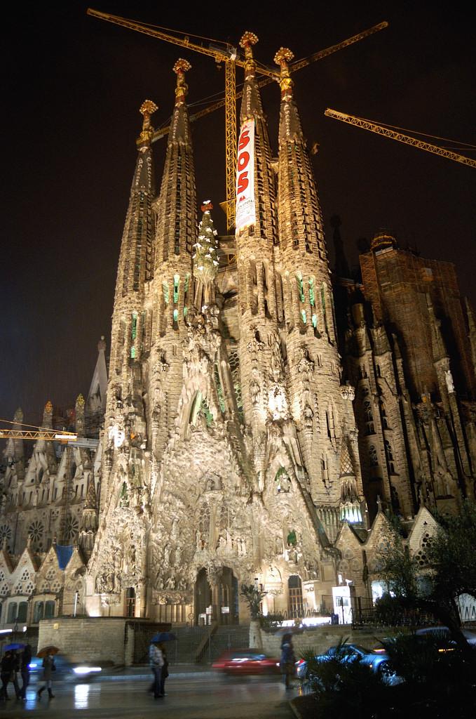 Собор Святого Семейства (Sagrada Familia)