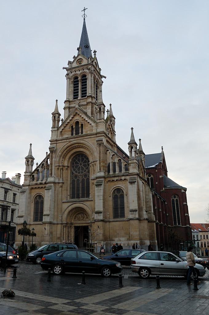 Церковь Église de Saint Gilles
