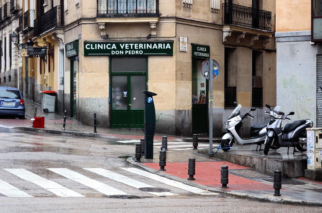 Ветеринарная клиника Дона Педро :)