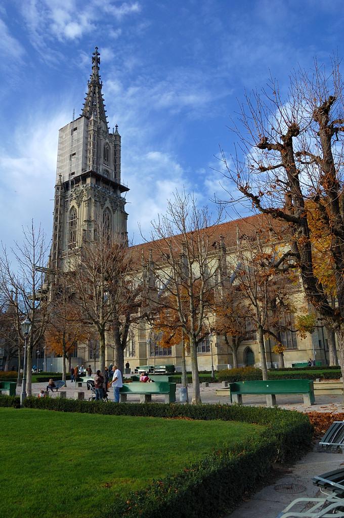 Кафедральный собор Мюнстер