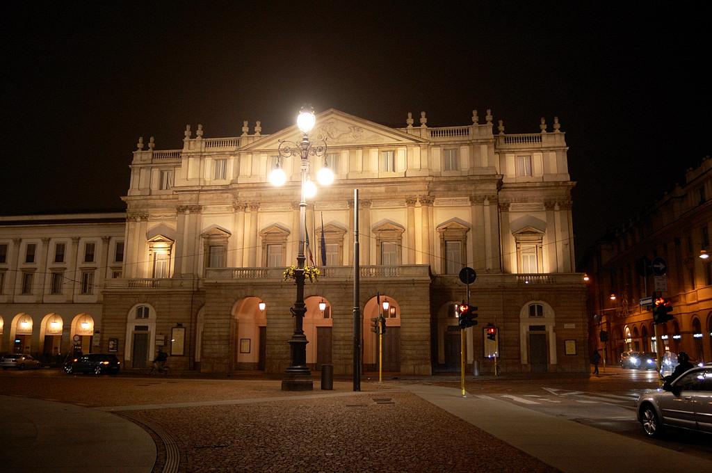 Театр алла Скала (Ла Скала)
