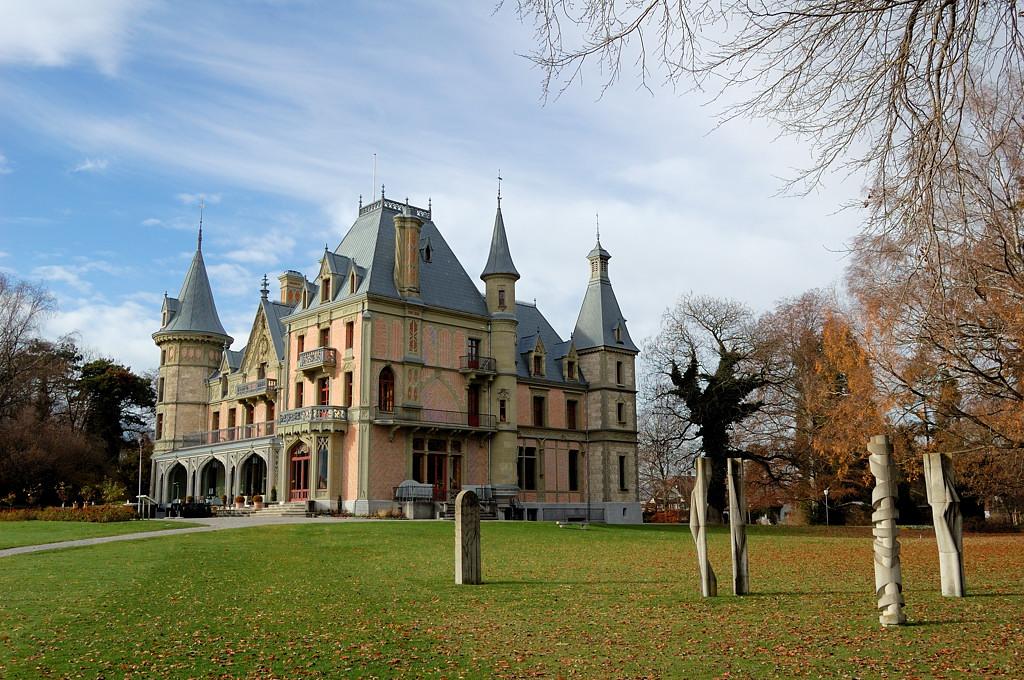 Замок Шадау (1854)