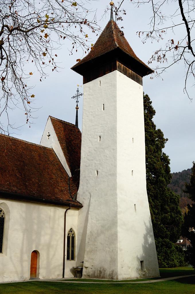 Церковь у озера Тунерзее